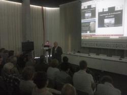 Sesión informativa sobre Parkinson en el Instituto de Neurociencias