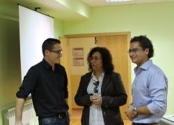 Visita Dr.Bolaños y Dr. Gómez